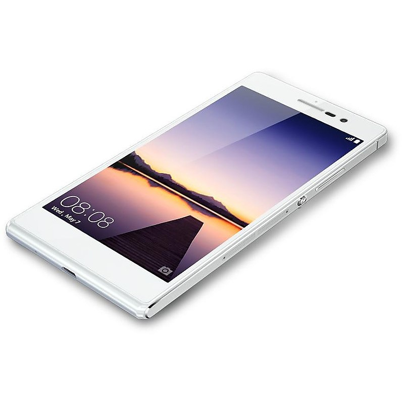 ascend p7 white vodafone huawei smartphone android