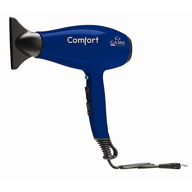 Asciugacapelli a21.comfort.bl gama 2000 watt blu