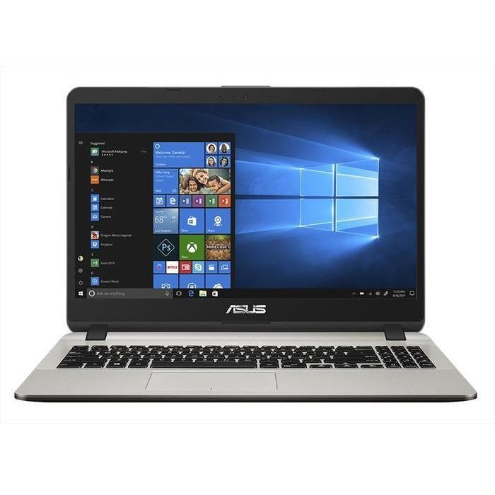 "Asus F507MA-BR159T Notebook 15.6""Intel Celeron N4000 Ram 4GB HDD 500 GB Windows 10 colore Gold"