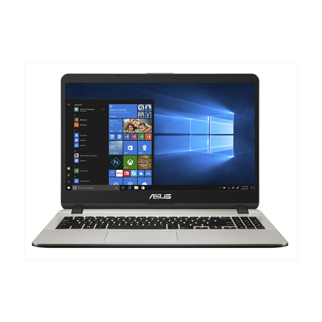 "Asus F507UA-BR544T notebook 15.6"" Intel Core i3-7020U Ram 4 GB HDD 1 TB Windows 10"