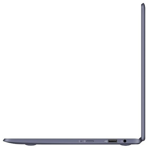 "Asus TP202NA-EH012T VivoBook Flip 12 Notebook Convertibile 2in1 11,6"" Touchscreen Ram 4 GB SSD 64 GB colore Grigio"