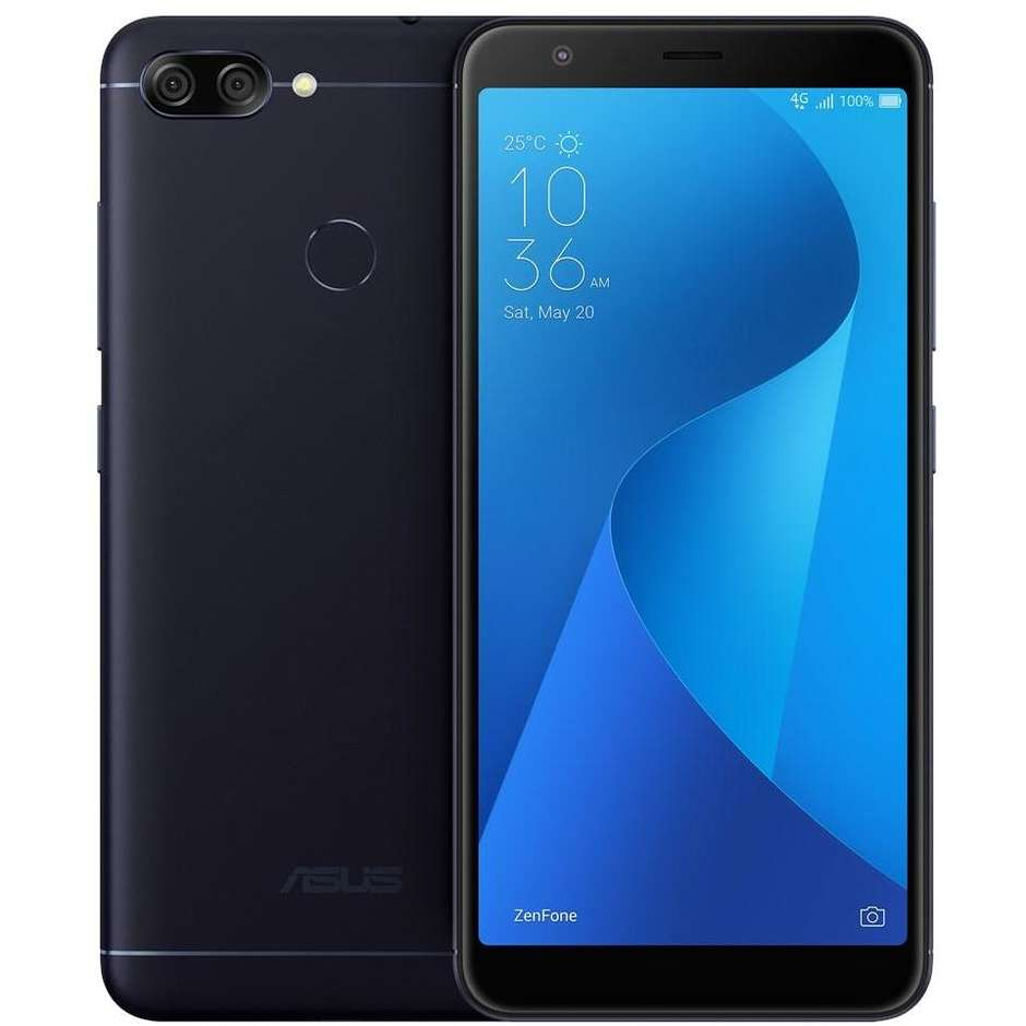 asus zb570tl 4a030ww zenfone max plus smartphone 5 7 full hd ram rom 3 32 gb android colore. Black Bedroom Furniture Sets. Home Design Ideas