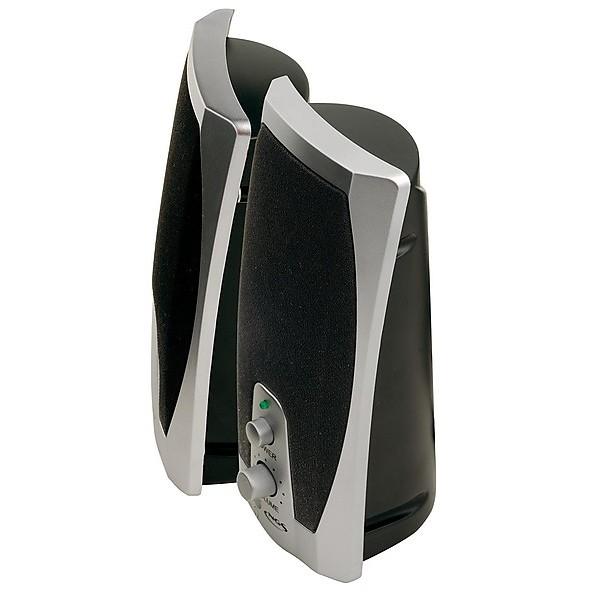 audio speakers 2.0 per pc