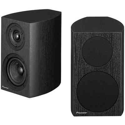 PIONEER Audio speakers 2 casse frontali a 2 vie 120 w