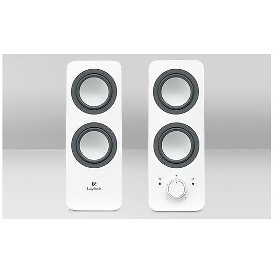 Audio speakers Logitech z200 bianco