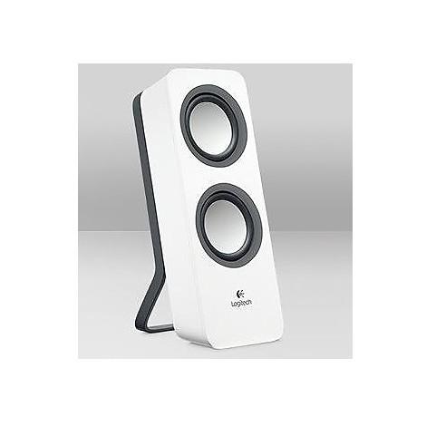 Audio speakers Logitech z200 bianco
