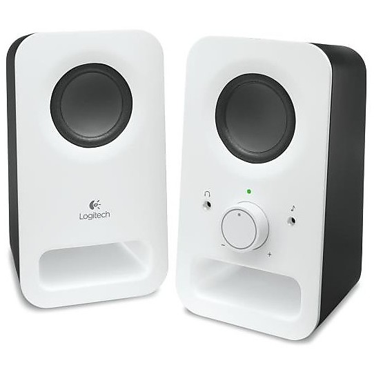 Audio speakers z150 snow white