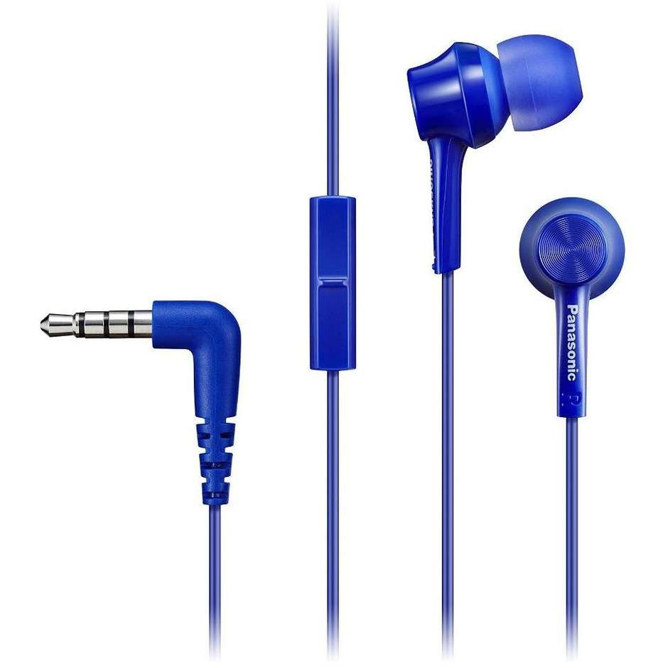 auricolare in ear mic blue             cf010