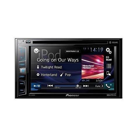 Autoradio 2 pollici con dvd + bluetooth AVH-X2800BT