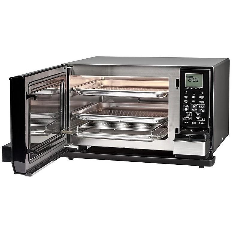 Ax 1100in sharp forno a microonde 27 lt a vapore silver - Forno a vapore opinioni ...
