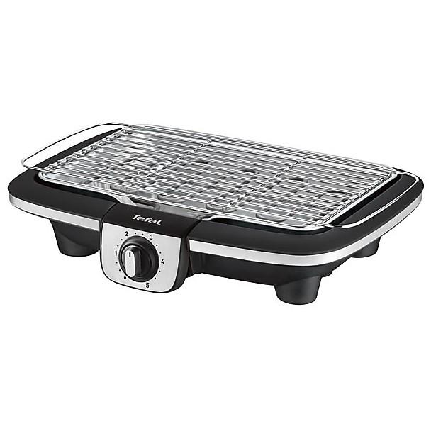 Barbecue elettrico tefal easy grill adjust bg901d
