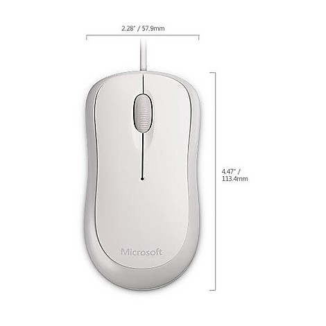 basic optical mouse