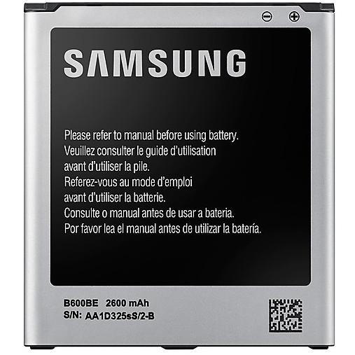 batteria galaxy s4 2.600 mah