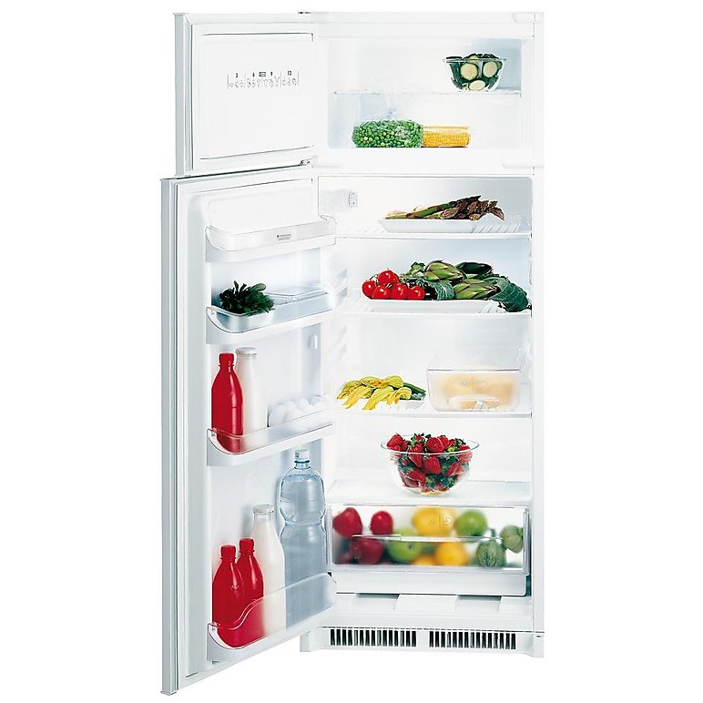 bd 2422 s/ha hotpoint/ariston frigorifero combinato da incasso ...