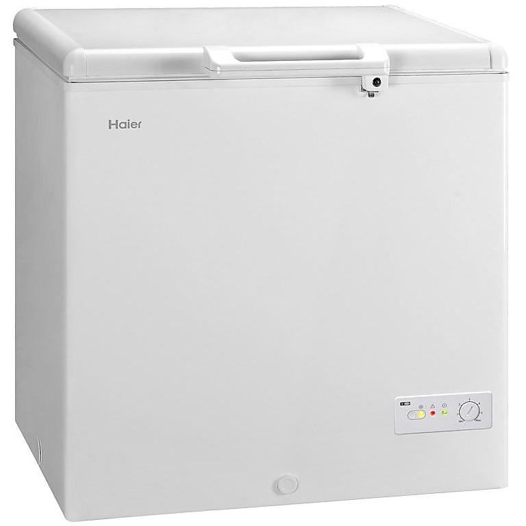 bd-259raa haier congelatore orizzontale classe a+ 259 litri bianco