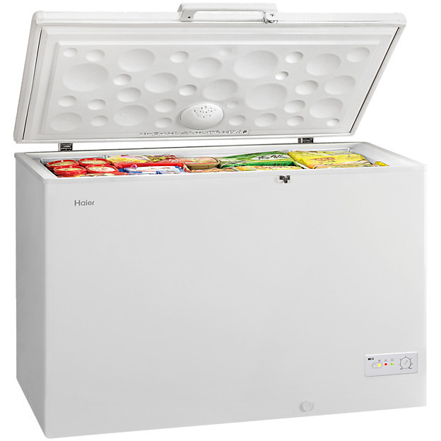 bd-379raa haier congelatore orizzontale 379 litri classe a+