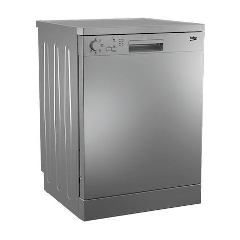 Beko DFN05211S lavastoviglie 12 coperti 5 programmi classe A+ colore ...