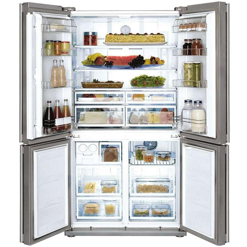 Beko GNE114631X frigorifero side by side 610 litri NoFrost classe A++ inox