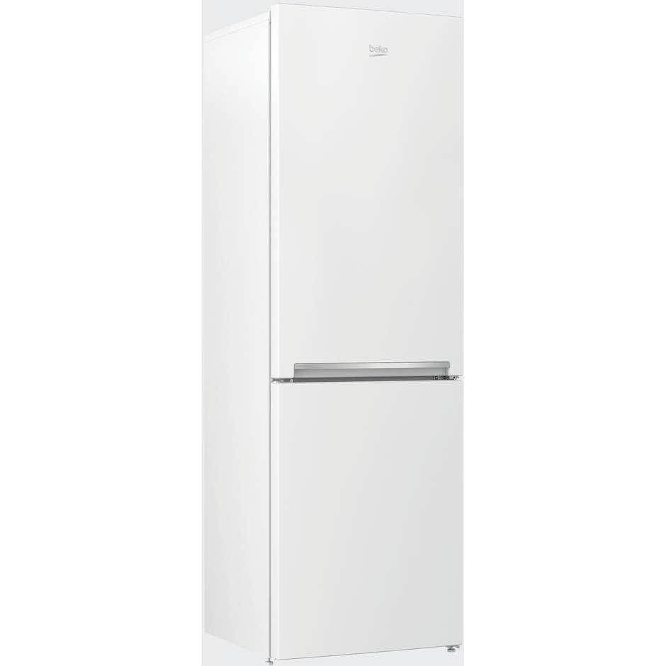 Beko RCNA320K20W frigorifero combinato 287 litri classe A+ Total No Frost bianco