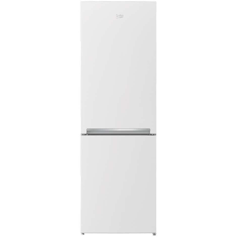 Beko RCSA330K20W frigorifero combinato 295lt h185 statico bianco A+