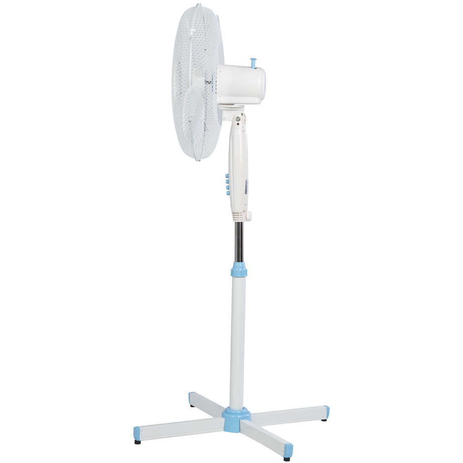 Bimar VP40 ventilatore a piantana elica 3 pale 40 cm 3 velocità colore bianco