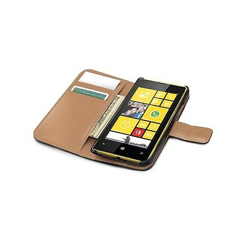 black pu wallet case lumia 530