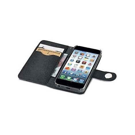 black wallet onda case iphone 6