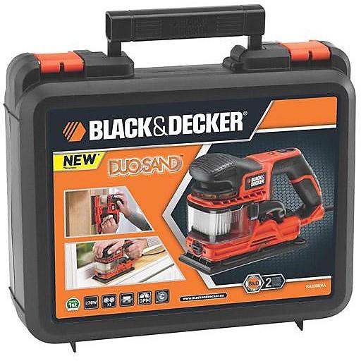 blackdecker levigatrice ka33oeka-qs