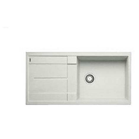 blanco 1515233 metra xl 6 s lavello 100x50 1 vasca con gocciolatoio reversibile colore grigio. Black Bedroom Furniture Sets. Home Design Ideas