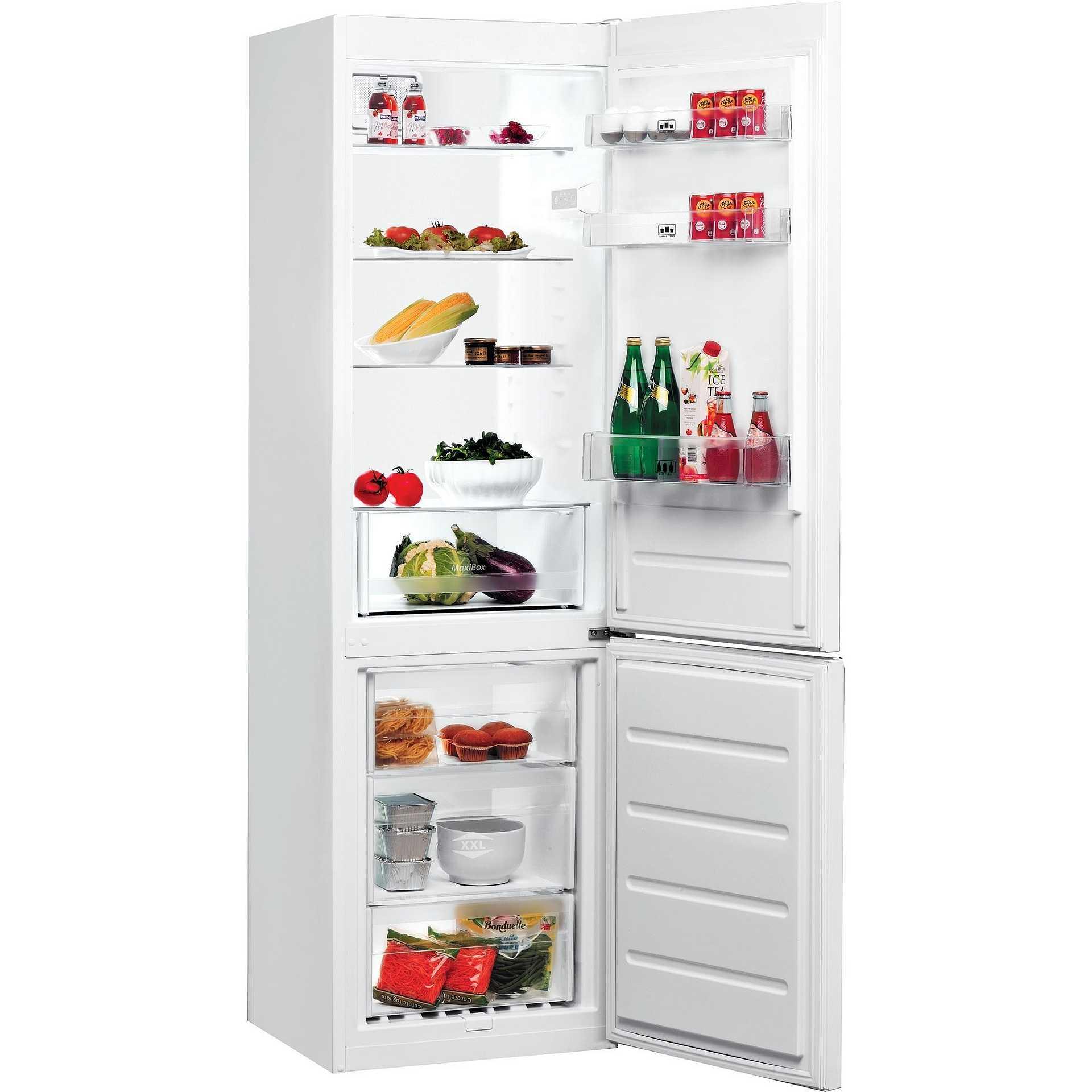 BLFV 8121 W Whirlpool frigorifero combinato 338 litri classe A+ ...
