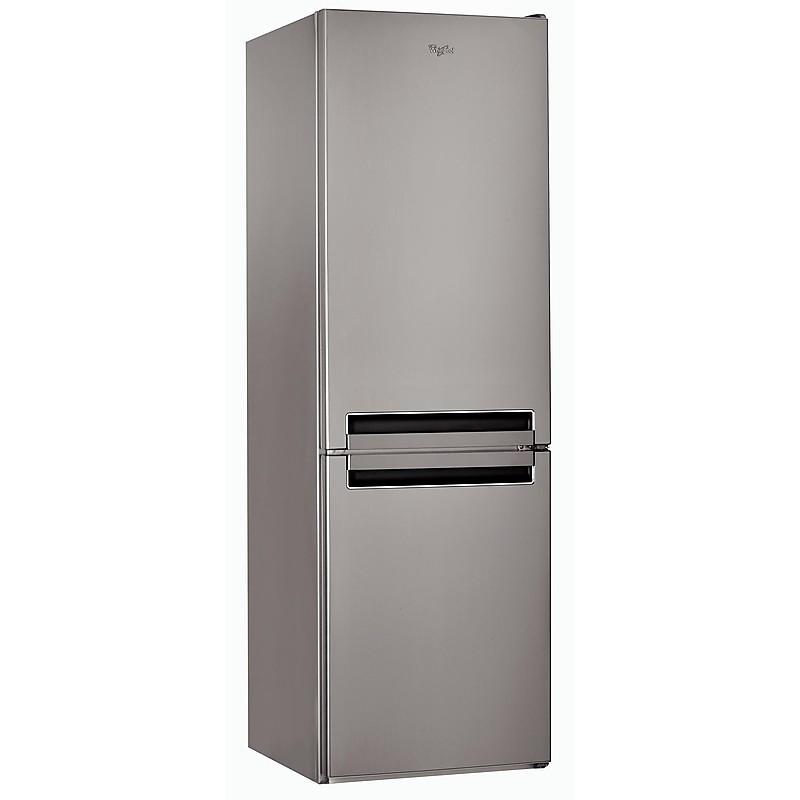 blfv-8121ox whirlpool frigorifero combinato 338ltinox classe a+
