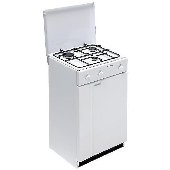 Bompani bi900ya l cucina 48x45 3 fuochi a gas vano porta bombola colore bianco cucine cucina 4 - Bombola gas cucina prezzo ...
