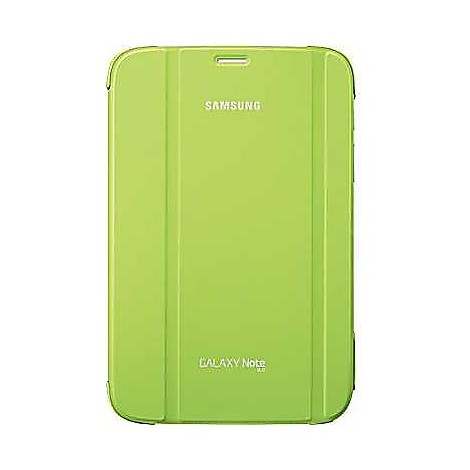 book cover note8 lime green