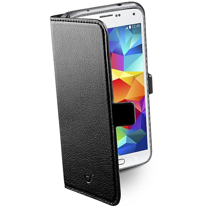bookessengals5bk custodia galaxy s5 cellular line
