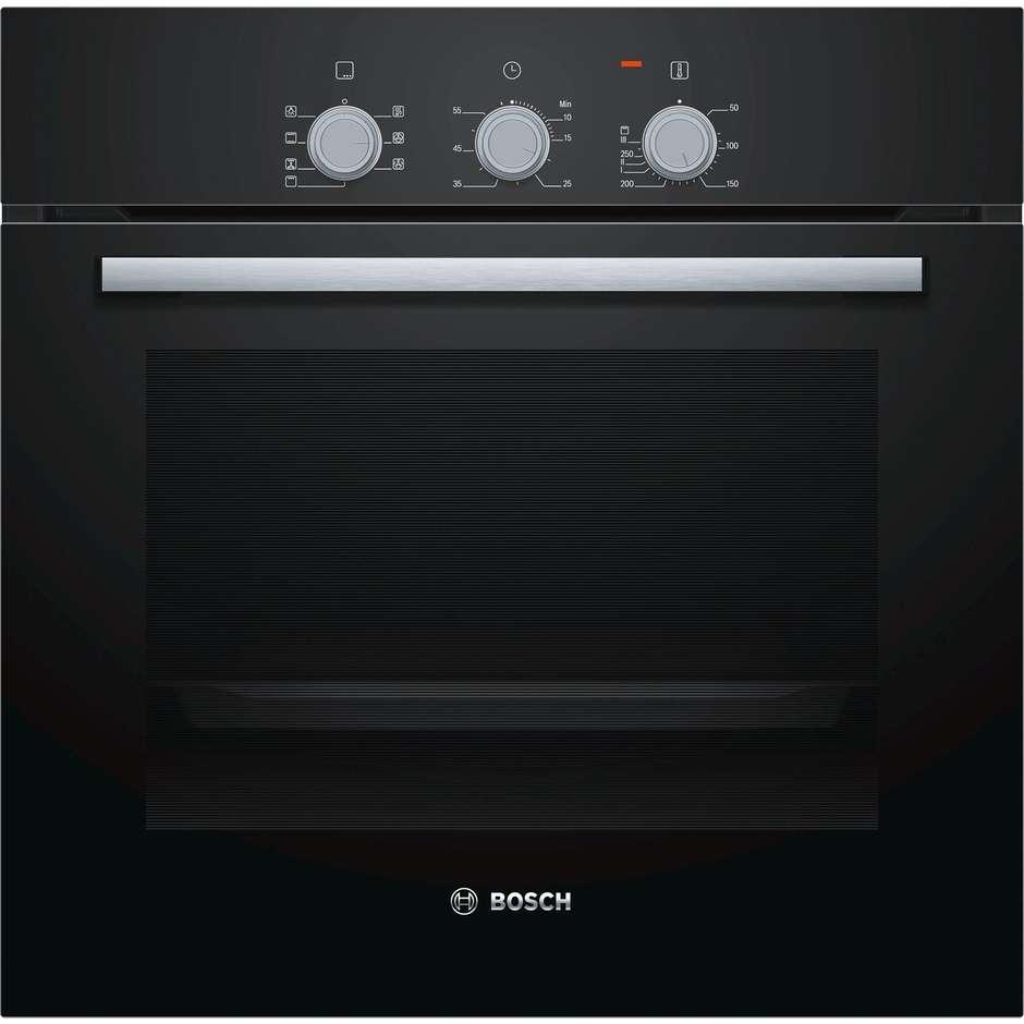 Bosch hbf011ba0j serie 2 forno elettrico da incasso classe a capacit 66 l colore nero forni - Forno da incasso elettrico ...