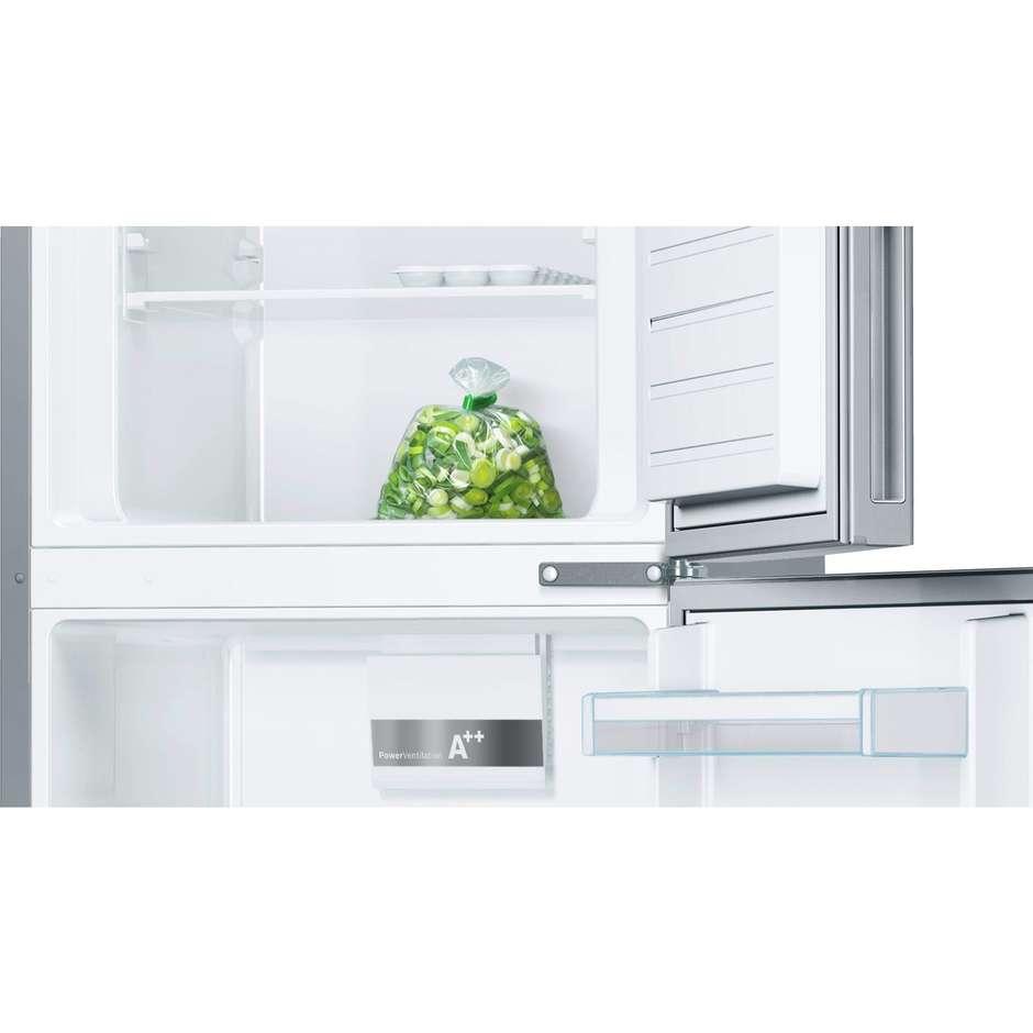Bosch KDV33VL32 frigorifero doppia porta 300 litri classe A++ LowFrost inox