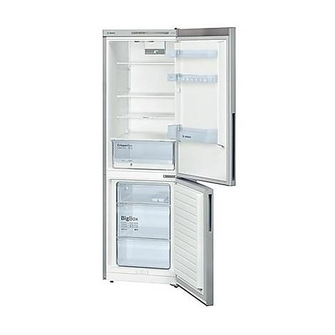 Bosch KGV36UL20S frigorifero combinato 307 litri classe A+ inox