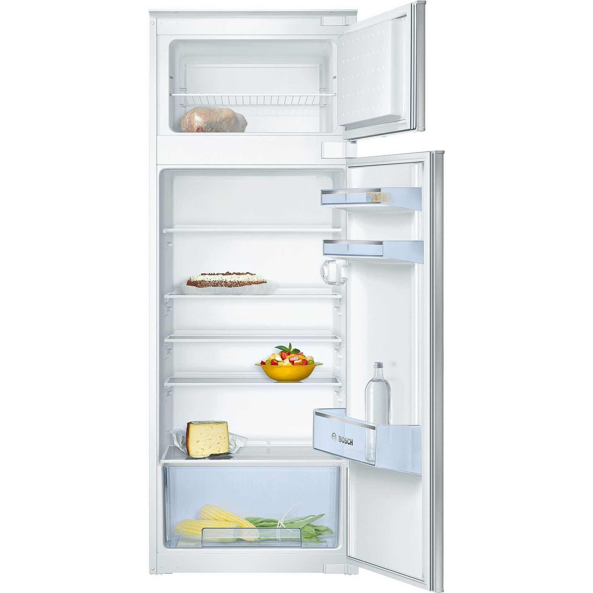 Bosch kid26v21ie frigorifero doppia porta da incasso 227 litri classe a frigo e congelatori - Frigoriferi doppia porta classe a ...