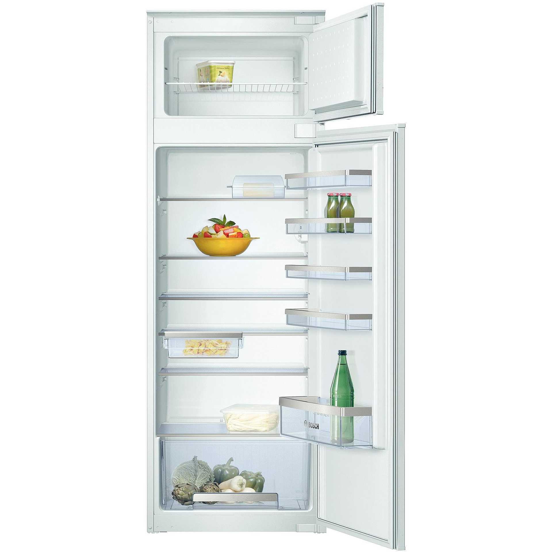 Bosch KID28A21 frigorifero doppia porta da incasso 255 litri classe ...
