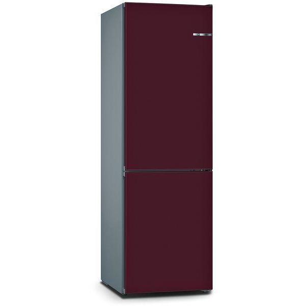 Bosch KSZ1BVL00 SOLO Pannello magnetico compatibile con Vario Style KGN39IJ3A colore prugna