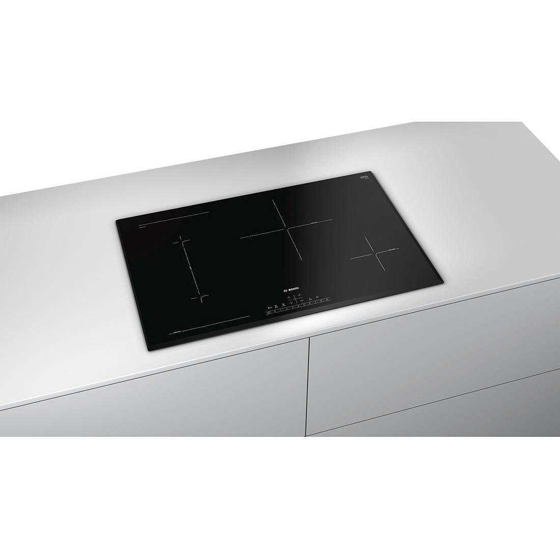 Bosch PVS851FB1E Piano cottura ad induzione da incasso 75cm 4 ...