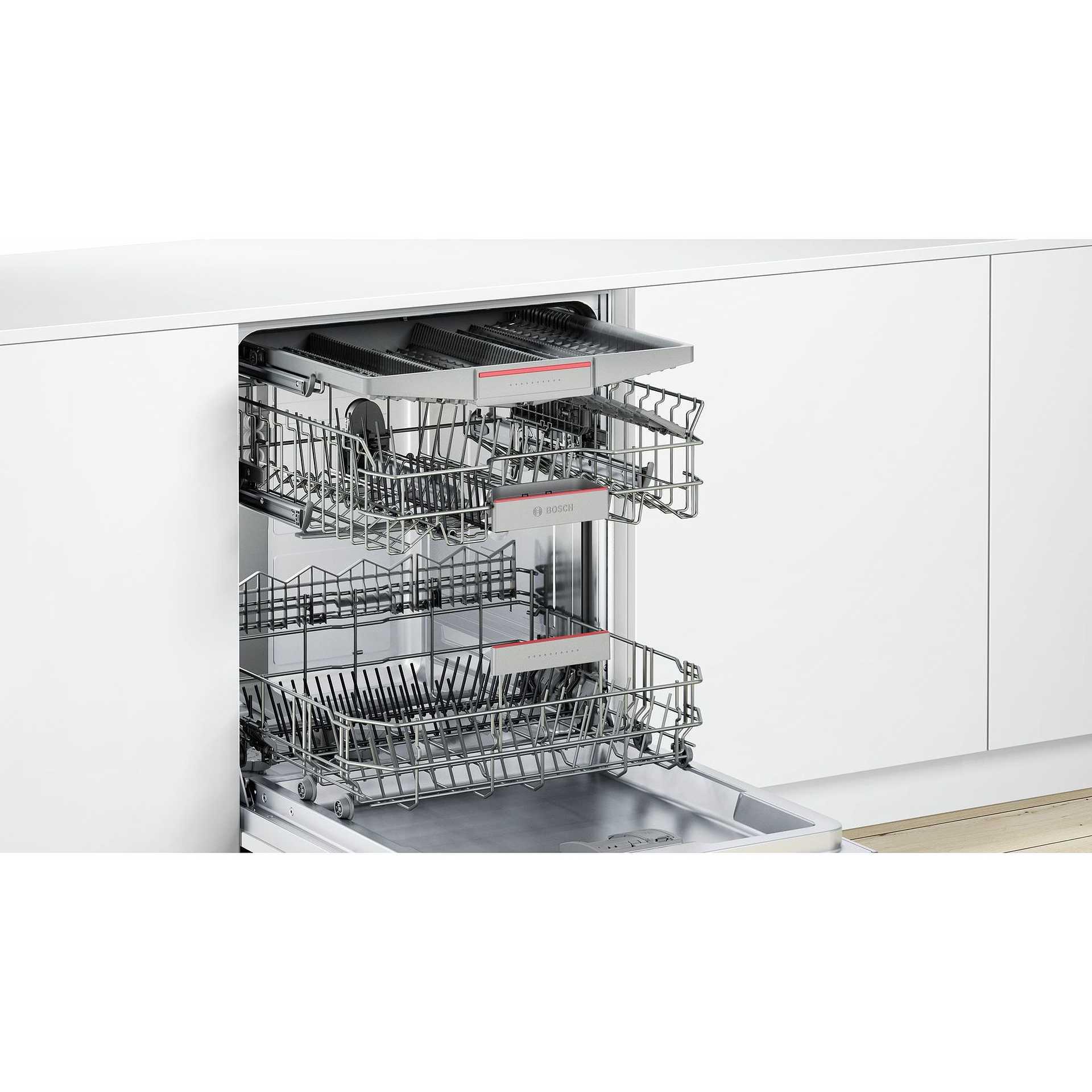 Bosch SMI46MS03E SuperSilence lavastoviglie da incasso integrabile ...