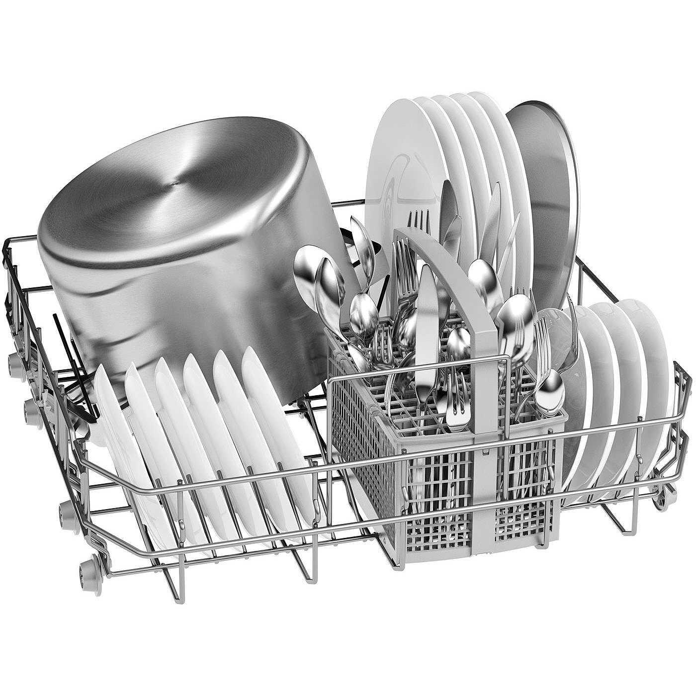 Bosch SMS50E92EU lavastoviglie 12 coperti 5 programmi classe A+ ...
