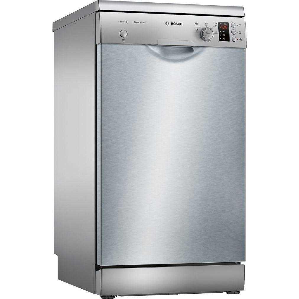 Bosch sps25ci05e lavastoviglie semi incasso 45 cm 9 for Lavastoviglie 9 coperti