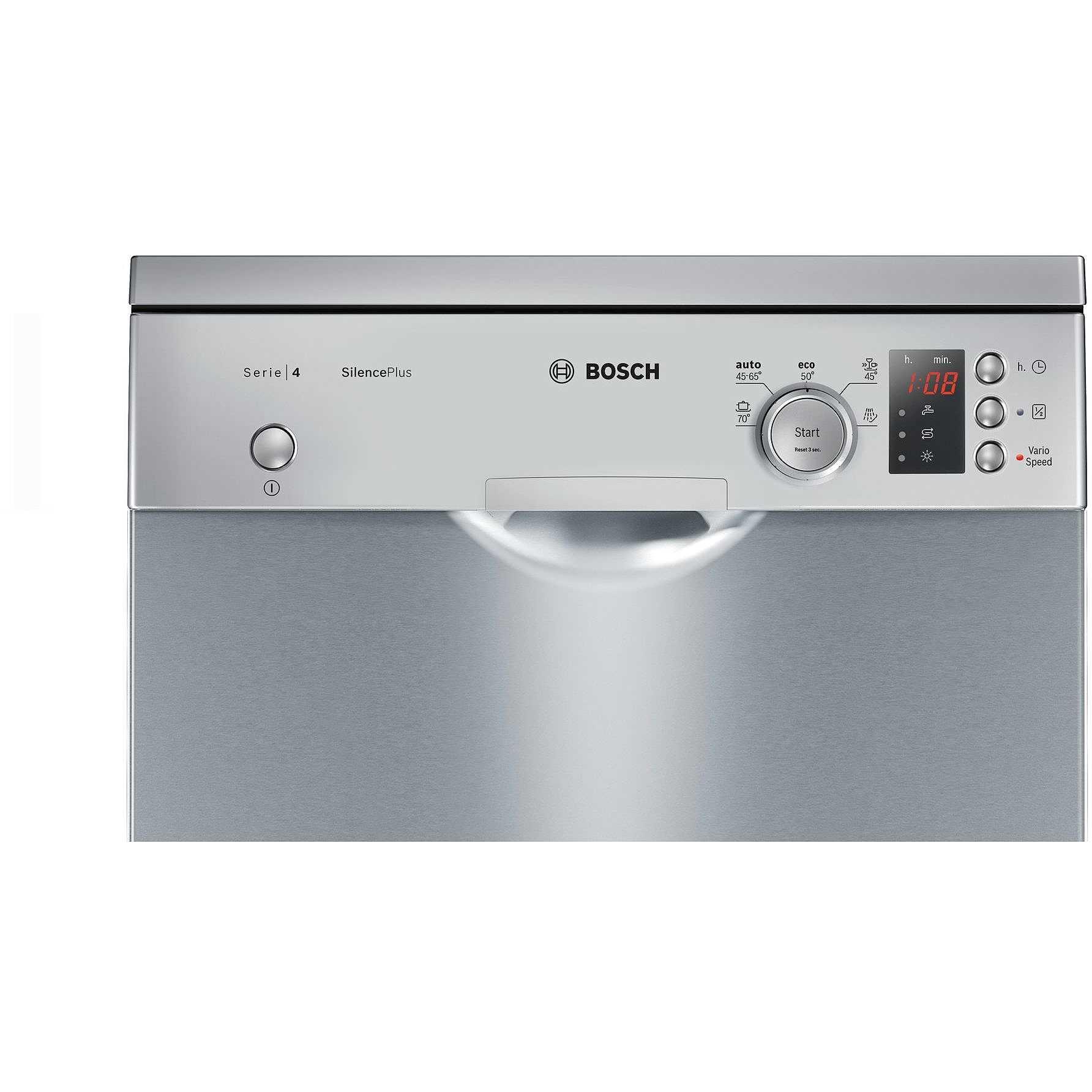 Bosch SPS50E58EU lavastoviglie slim 45 cm 9 coperti classe A+ ...