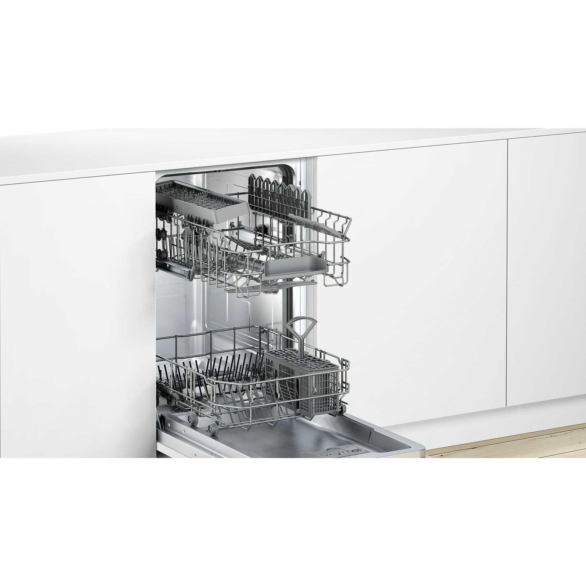 Bosch spv24cx01e lavastoviglie a scomparsa totale 45 cm 9 for Lavastoviglie 9 coperti
