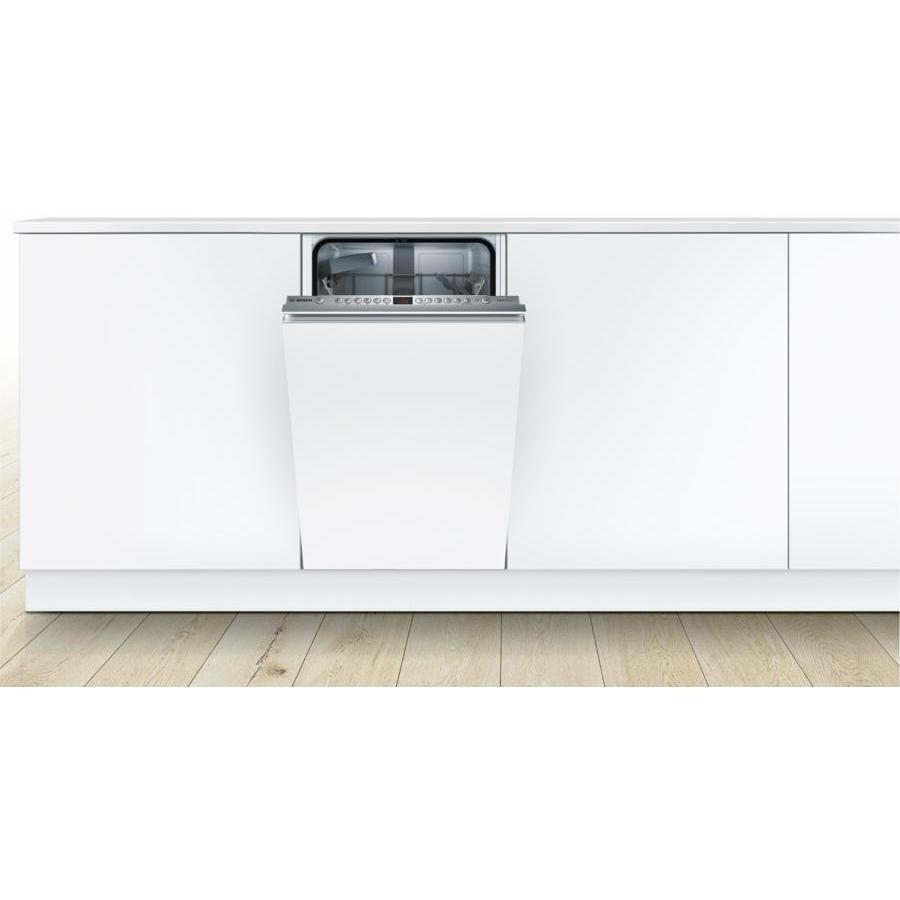 Bosch spv46ix07e lavastoviglie a scomparsa totale 45 cm 9 for Lavastoviglie 9 coperti