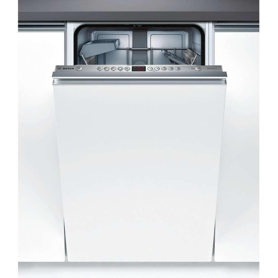 Bosch spv53m80eu lavastoviglie a scomparsa totale 45 cm 9 for Lavastoviglie 9 coperti