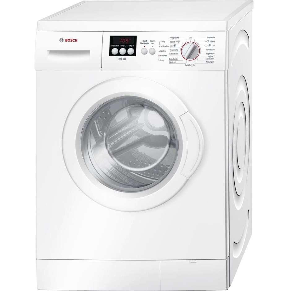 Bosch WAE28220 lavatrice carica frontale 7 Kg 1400 giri classe A+++ colore bianco