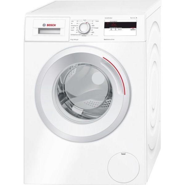 Bosch WAN20068IT lavatrice carica frontale 8 Kg 1000 giri classe A+++ colore bianco